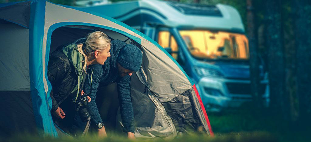 commercial camping in palisade